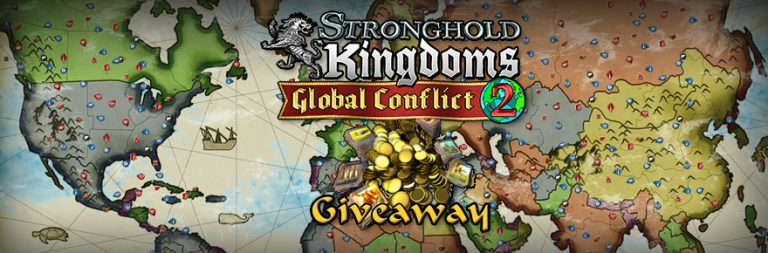 Giveaway: Snag a Stronghold Kingdoms Global Conflict 2 bundle from Firefly and MOP [All gone!]