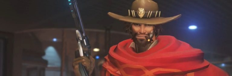 Overwatch posts McCree comic book, talks about its birth from Titan's death