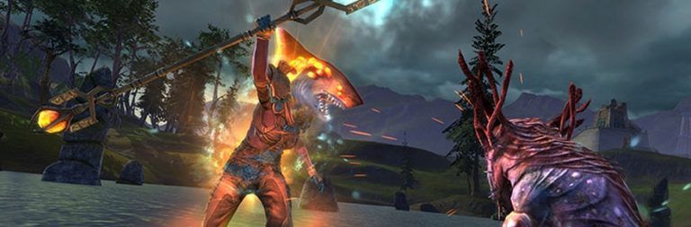 Meet RIFT's Maelstrom, complete with awesome shark-head