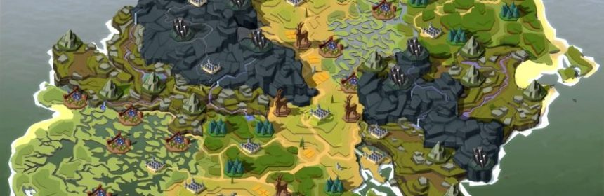 Albion onlines new video shows off its overhauled world map do you love video game maps just a little too much good news albion online creative director jrg friedrich art director marcus koch and level designer gumiabroncs Images