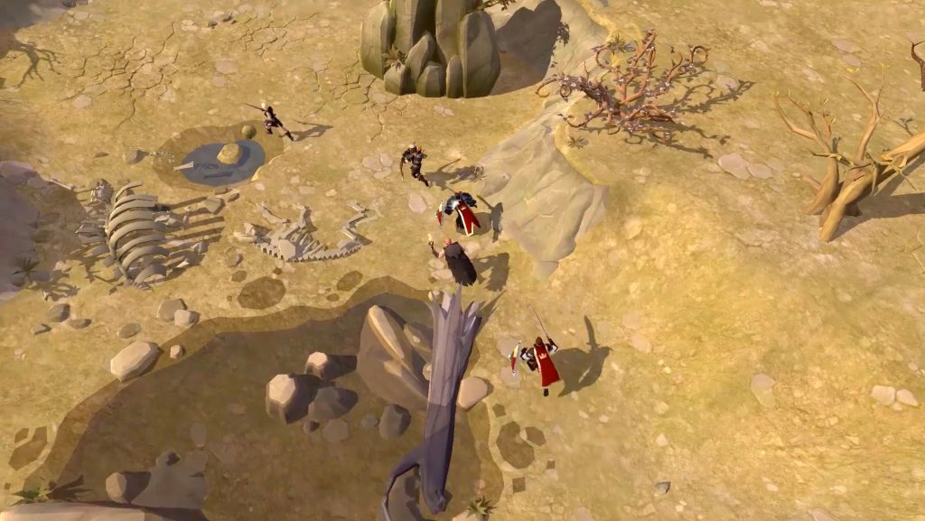 Albion onlines new video shows off its overhauled world map albion online creating a new world sciox Gallery