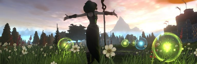 Crowfall previews the first batch of powers for the Druid