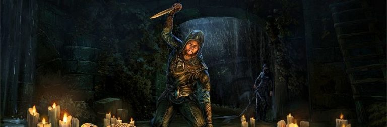 Examining the skills and missions of Elder Scrolls Online's Dark Brotherhood DLC