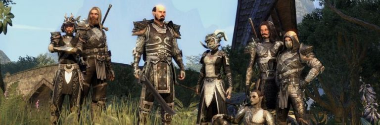 The Elder Scrolls Online's getting extra character slots and expanded crafting inventories