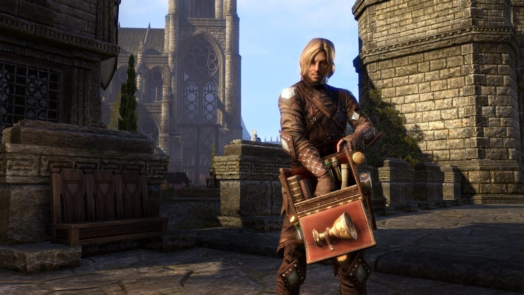 The Elder Scrolls Online S Getting Extra Character Slots