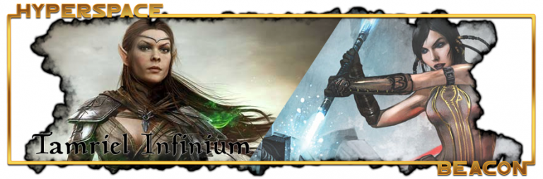 Tamriel Infinium vs. Hyperspace Beacon: Elder Scrolls Online and SWTOR as storytelling giants
