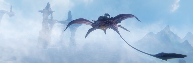 Rift of the Damned patch for Riders of Icarus is delayed to September 29