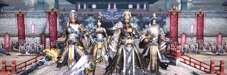 Snail Games announces Kingdom Warriors beta signups