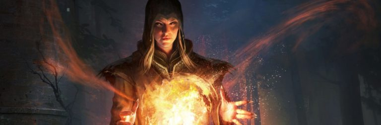 Elder Scrolls Legends explains prophecy card mechanic