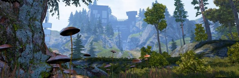 Project Genom doubles its world size and improves character progression
