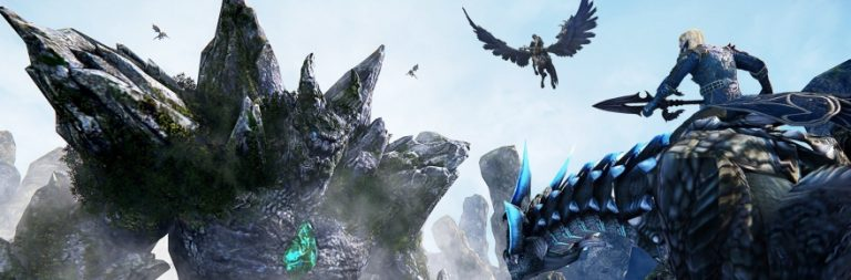 Riders of Icarus delays the Rift of the Damned update (again) until October 5th