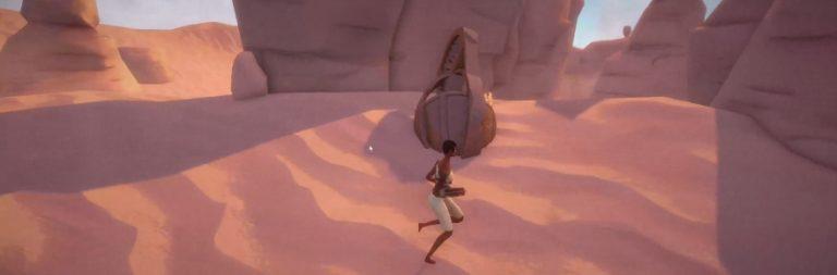 Worlds Adrift's deserts aren't deserted
