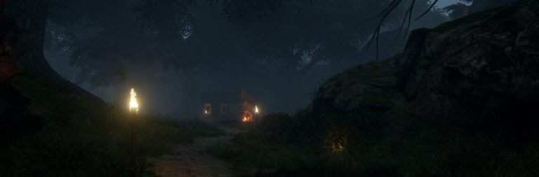 Check out a fan-made recreation of World of Warcraft's Duskwood in Unreal Engine 4