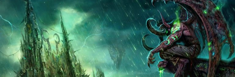 World of Warcraft's Ion Hazzikostas replaces Tom Chilton as game director