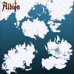 AlbionOnline_New World Blank Map