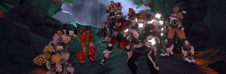 Firefall is coming to PlayStation 4 and mobile platforms