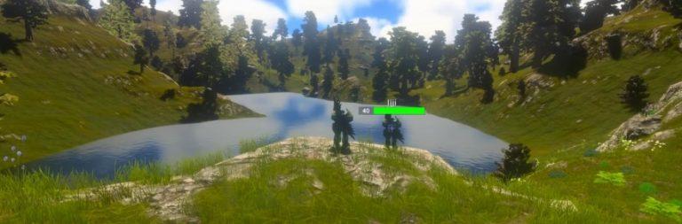 Procedural sandbox Forsaken Legends sells prelaunch access