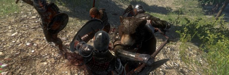 Gloria Victis comes to Steam early access this week