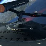 Star Trek Online shows off its 23rd century ship stats