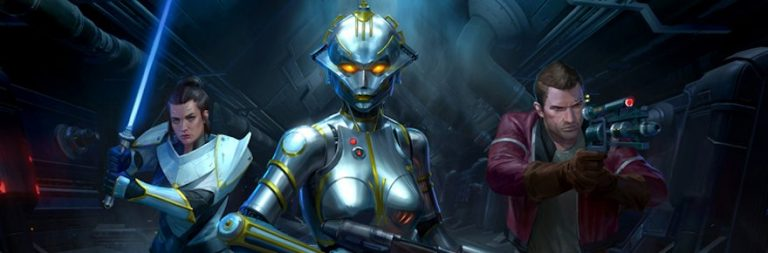 SWTOR's GEMINI Deception is live today for subscribers