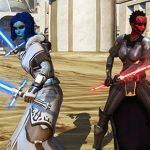 Star Wars: The Old Republic kicks off the Dark vs. Light Event