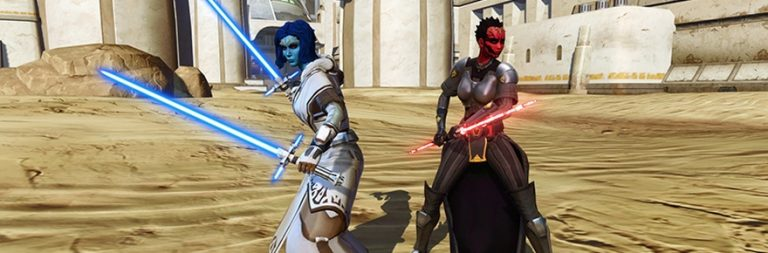 Star Wars: The Old Republic kicks off the Dark vs. Light Event