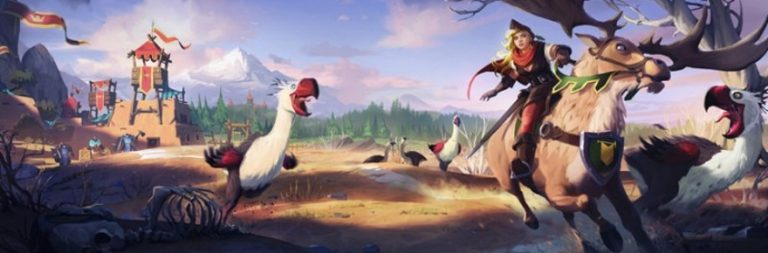 Albion Online prepares for its final beta test phase