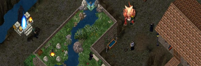 Ultima Online on the fall patch, 19th anniversary, and cash shop bugs