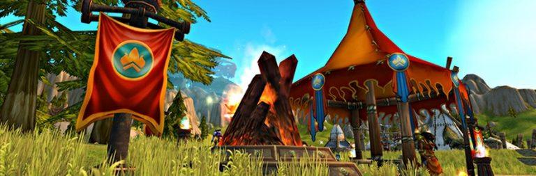 World of Warcraft's Midsummer Fire Festival heats up through July 5