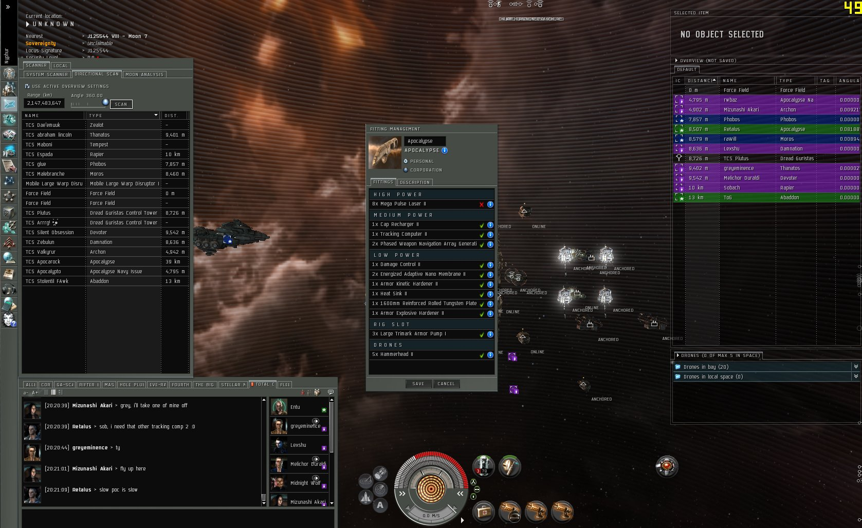 EVE Evolved: When was EVE Online's golden age? | Massively Overpowered