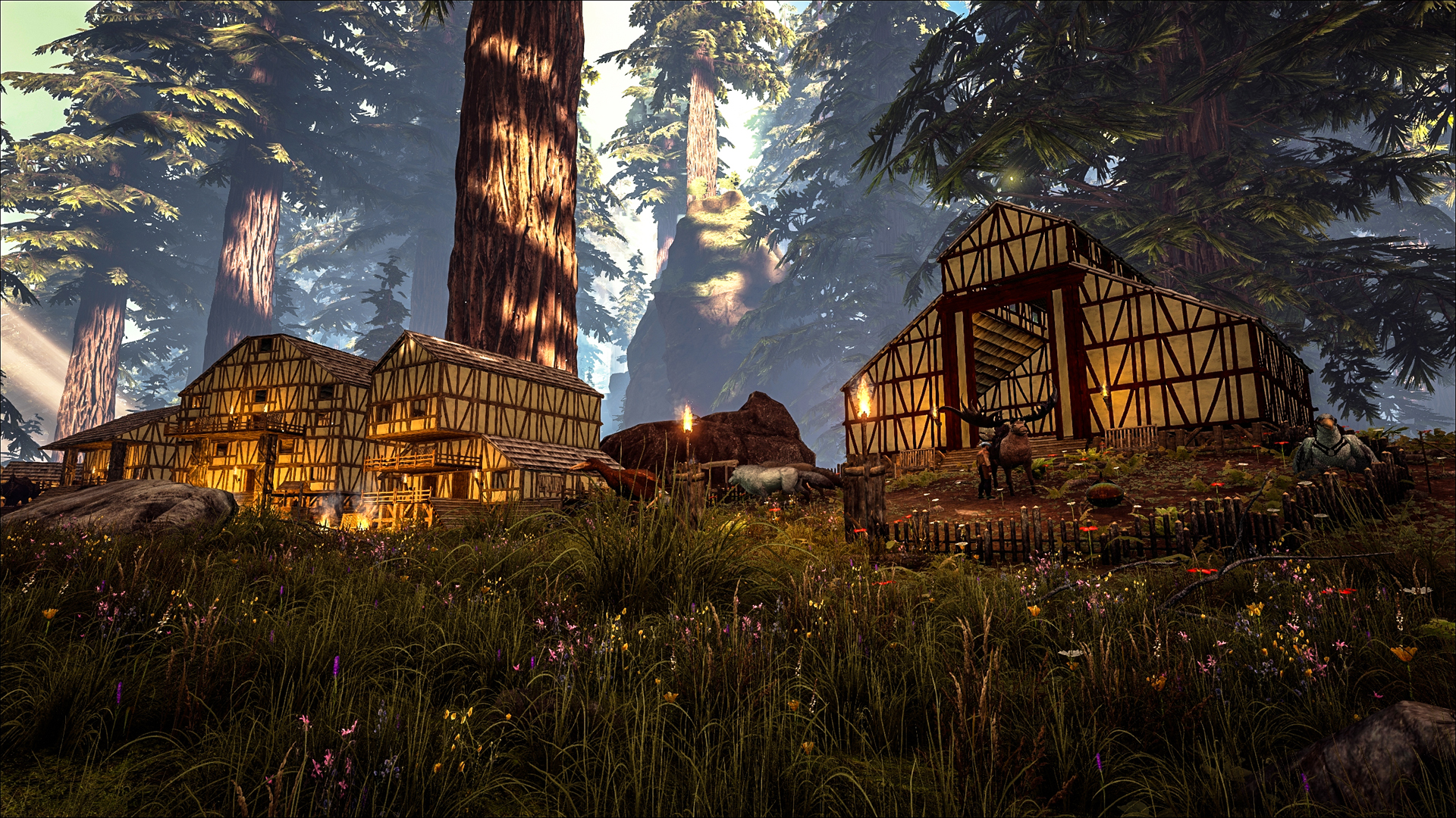 Free Weekend Showcases Ark Survival Evolved S