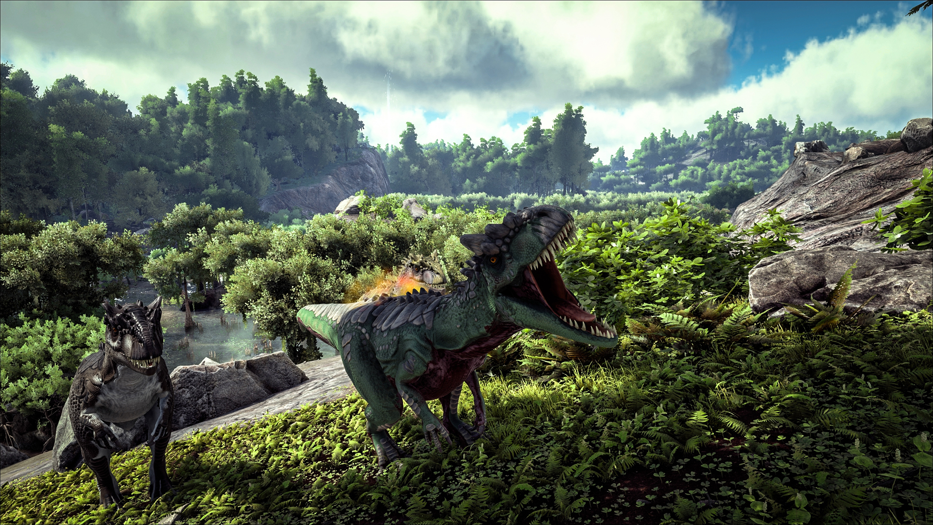 Free weekend showcases ARK: Survival Evolved's Primitive+