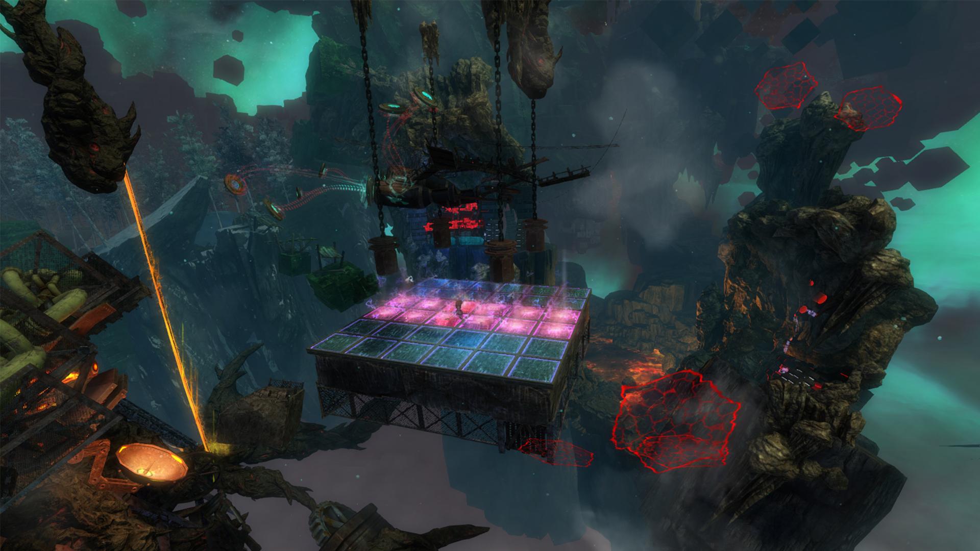 Chaos Isles