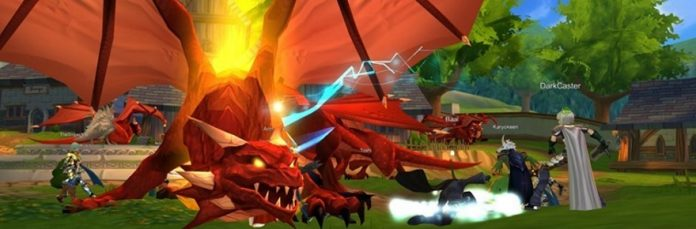 AdventureQuest 3D works in mounts during its closed beta | Massively