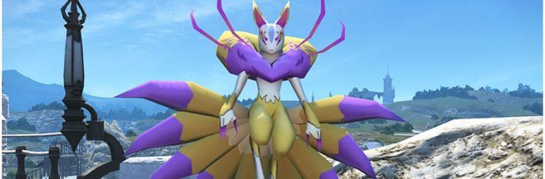 Final Fantasy XIV kicks off the Moonfire Faire and plans for more Yo-kai Watch crossover fun