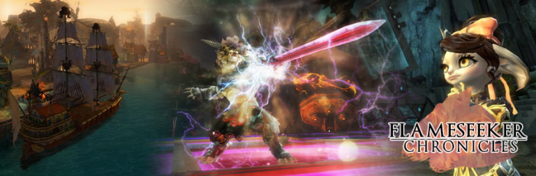 Flameseeker Chronicles: Guild Wars 2's new Living Story has launched