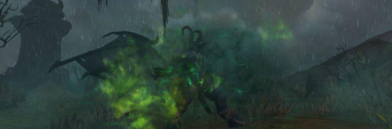 First impressions of World of Warcraft: Legion's Demon Hunter