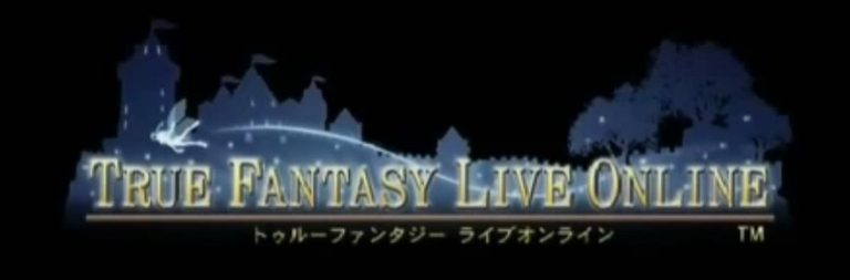 The Game Archaeologist: True Fantasy Live Online