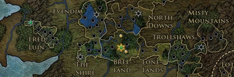 Lord of the Rings Online lets players collect stable-masters