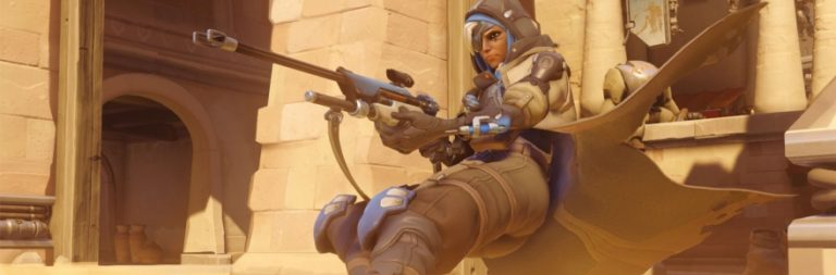 Ana gets some big buffs with the newest Overwatch patch