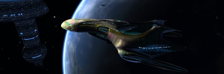 Star Trek Online confuses community with ship giveaway