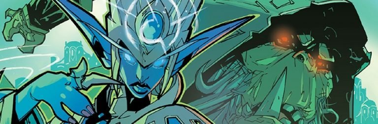 New World of Warcraft comic goes over the arrival of the Burning Legion in Suramar