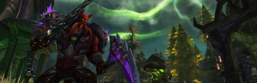 The Burning Legion is coming to World of Warcraft, and players have to  fight them off. Sure, we're not going to be able to do that for good before  Legion ...
