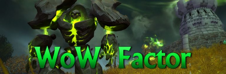 WoW Factor: Examining World of Warcraft's 7.2 update