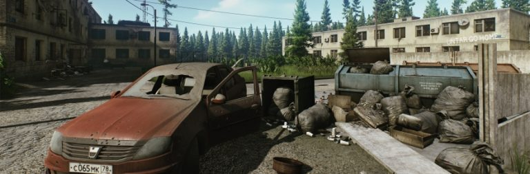 Escape from Tarkov previews its technical alpha testing specs