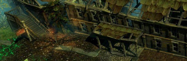 Grim Dawn's Crucible DLC arrives tomorrow