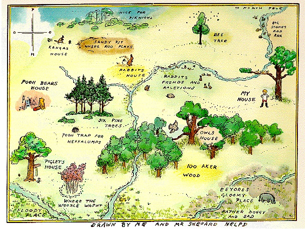 hundred acre woods