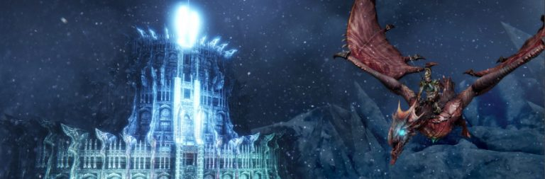 Riders of Icarus holds your hand through the Cavern of the Veil