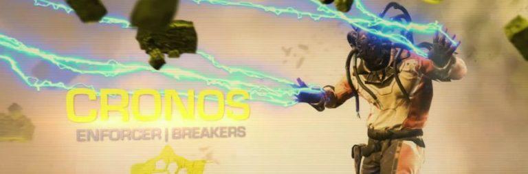 LawBreakers' Titan looks like it could literally chew rocks