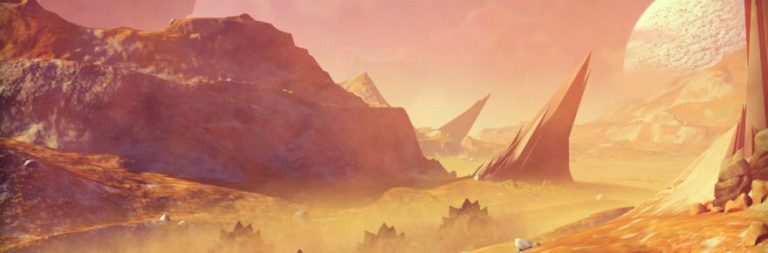 Apparently hacked No Man's Sky account tweets that the game was a 'mistake'